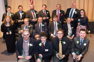 2015 Man and Youth of the Year Honorees