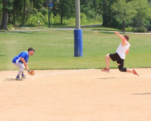 Men's Club Post Season Softball Tournament